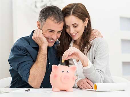 Com o consórcio economizar é mais fácil.