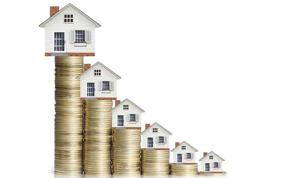 Preço de imóveis residenciais recua pela 1ª vez em 10 anos